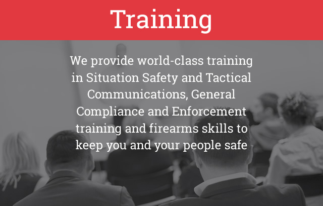 CERT Australia - Situational Training, Advice & Safety Gear
